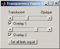 Transparency Configuration